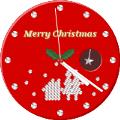 アナログ時計(クリスマス)