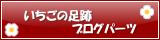 いちごの足跡ブログパーツ